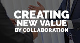 Creating new value by collaboration